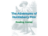 Huckleberry Finn - Reading Journal