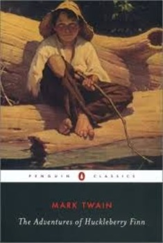 Huckleberry Finn chapter notes and reading checks