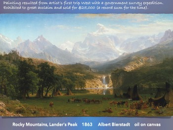 Hudson River School of Landscape Painting - America Art History