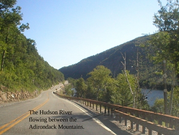 Hudson River Slide Show