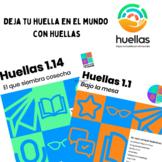 Huellas 1 curriculum