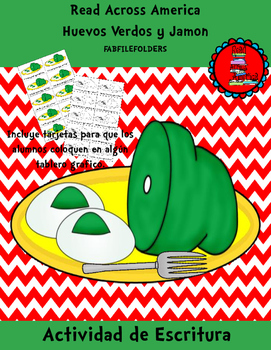 Huevos Verdes y Jamon