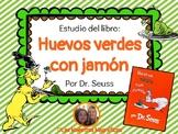 Huevos verdes con jamón - Dr. Seuss (Español-Spanish)