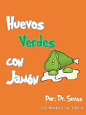 Huevos verdes con jamón/ Spanish Green eggs and ham activities