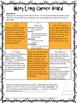 Huey Long Choice Board & Activity Pack