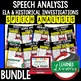 Huey P. Long Every Man a King Speech Analysis & Writing Activity