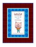 Huff & Puff: The 3 Little Pigs Word Game (FSZL, OU, OW & OO sounds)