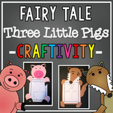 Huff & Puff {Writing Craftivities for the Three Little Pigs}