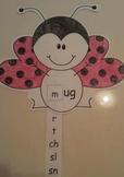 Hug Bug Literacy Activities