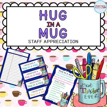 Hug in a Mug - Staff Appreciation