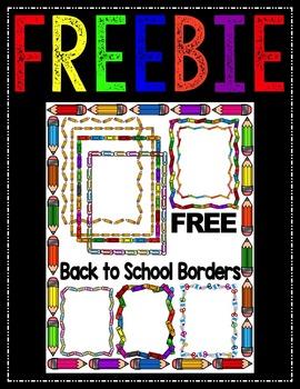 Huge Back to School FREEBIE