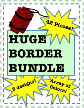Huge Border Bundle