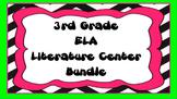Huge Bundle ~ ELA CCSS Literature Center Activities ~ 3rd, 4th, 5th, ESL