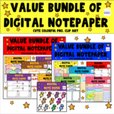 Huge Bundle Of Digital Stationery - Seller's Toolkit - Dig
