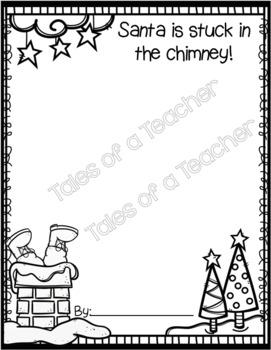 Huge Bundle of 10 Christmas Writing Activities