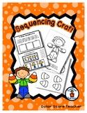 Huge Candy Corn - Halloween - Autumn - Sequencing Reader M