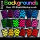 Huge Digital Background Bundle