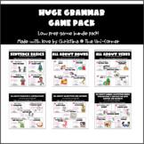 Huge Grammar Game Bundle!