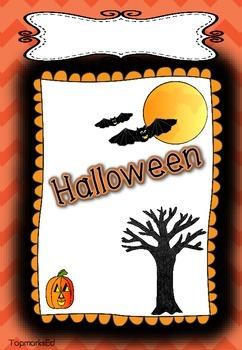 Huge Halloween Pack!!! 30 Activities