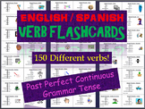 Huge Lot of English & Spanish Flashcards in the Past Perfect Continuous Tense