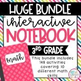 Huge Math Interactive Notebook Bundle