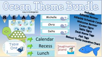 Huge Ocean Theme Bundle