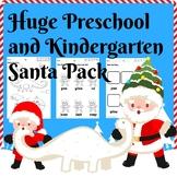 Huge Preschool and Kindergarten Santa Pack