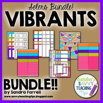 Huge Vibrants Bundle - perfect for sellers