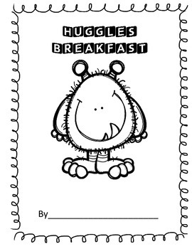 Huggles Breakfast by Joy Cowley (Great for shared reading!)