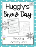 Huggly's Snow Day Activity Pack