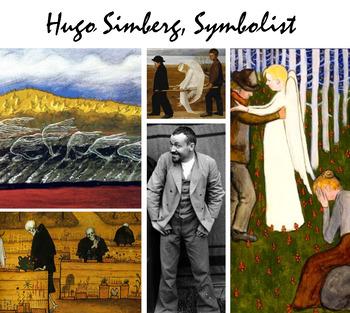 Hugo Simberg Finland Symbolism Art History Painting  FREE POSTER