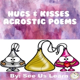 Hugs and Kisses Acrostic Poems