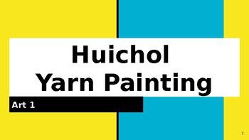 Huichol Art Powerpoint