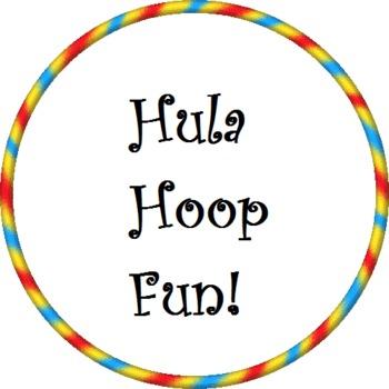 Hula Hoop 2 lessons in 1