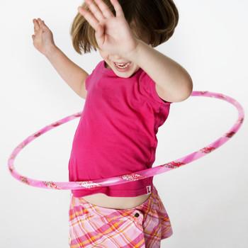 Hula Hoop Circle Activity