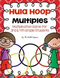 Hula Hoop Multiples - Game - CCSS