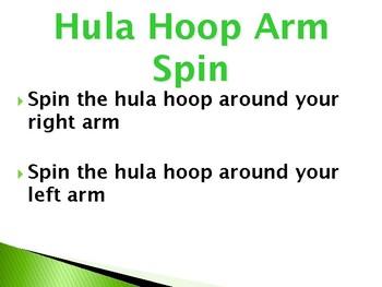 Hula Hoop Stations
