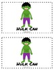 Hulk Can - Sight Word Reader