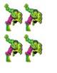 Hulk Positive Behavior Plan-Stay in Area, Follow Directions, Safe, & Nice Words