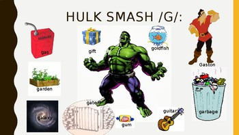 Hulk Smash Articulation Mats