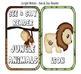 12 Day Printables Packet Hullabaloo Zoo {PRINT2LEARN}
