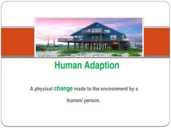 Human Adaptation