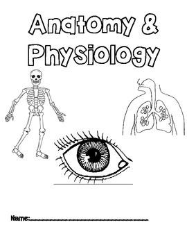 Human Anatomy Cover Sheet