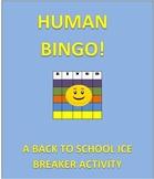 Human Bingo: A Back to School Ice Breaker Activity