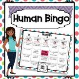 Human Bingo Ice Breaker