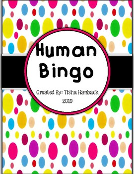 Human Bingo Icebreaker Activity