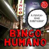 Human Bingo Icebreaker for Novice Learners
