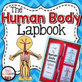 Human Body Lapbook - Human Body Systems Report - Informational Writing
