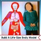 Human Body Project: A Life-Size, Lift-the-Flap Model of Body Systems