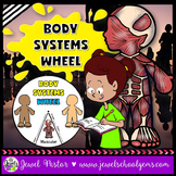 Human Body Systems Activities (Human Body Systems Craft)